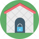 Home Protection House Security Protection Icon