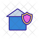 Cyber Security System Icon