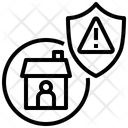 Protection Lockdown Quarantine Icon