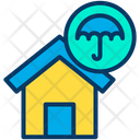 Home House Insurance Icon
