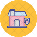 Home Protection Home Security Lock Icon