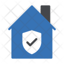House Security Smart Icon