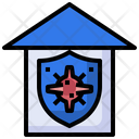 Home Protection House Property Icon