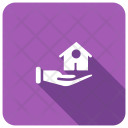 Protection Secure House Icon