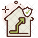 Home Rate Increase Icon