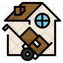 Home relocation Icon
