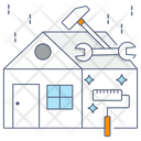 Home Maintenance Home Repair Property Maintenance Icon
