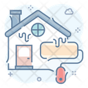Home Construction Home Renovation Home Maintenance Icon