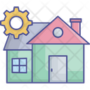 Home Renovation Home Construction Building Construction Icon