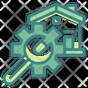 Home Repair Maintenance Renovation Icon