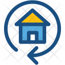 Home Construction Refresh Icon