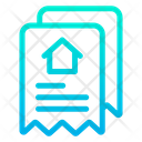 Home Rent Bills Icon