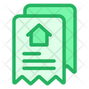 Bill Receipt Invoice Icon