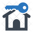 Home Security Home Insurance Landlord Insurance Icon
