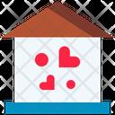 Home Romance Love Home Love House Icon