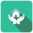 Safety Protection House Icon
