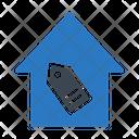 Home Sale Tag Icon