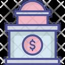 Home Saving Icon