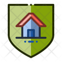 Security Home Smart Home Icon