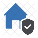 Home Security Home Protection Secure House Icon