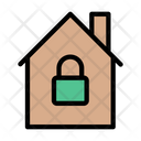Home Security Icon