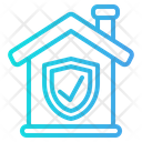 Home Security Home Protection House Icon