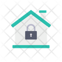 Home Security Home Safety House Icon