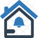 Home security alert Icon