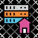 Home Server Mainframe Home Icon