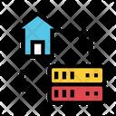 Home Server Storage Icon