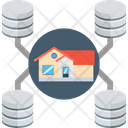 Home Server Main Server Data Center Icon