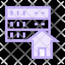 Mainframe Home Storage Icon