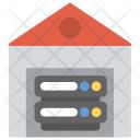 Home Server Computing Icon