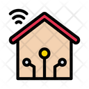 Home Signal Electric Icon