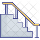 Home Stairs Icon