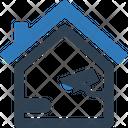 Home Surveillance Icon