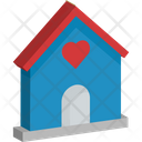 Home Sweet Home Heart Home Icon