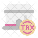Home Tax Icon