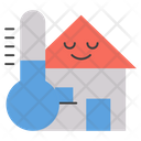Home Temperature Icon