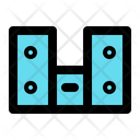 Music Player Household Appliances Icon