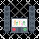 Woofer Cdplayer Speaker Icon