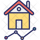 Home Value House Appraisal House Value Icon