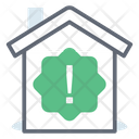 Home Warning Icon