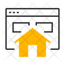 Home Web Page Icon
