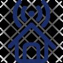 Communication Modem Hotspot Icon