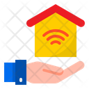 Home Wifi Icon