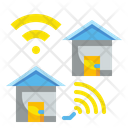 Home Wifi House Wifi Houses Icon