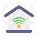 Home Wifi Internet Wifi Icon