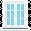 Home Window Door Home Interior Icon