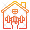 Home Workout Home Exercise Icon